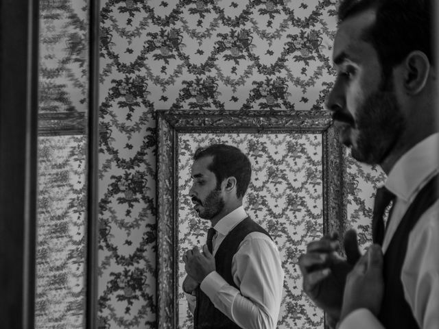 Le mariage de Billal et Isaure à Rodilhan, Gard 1