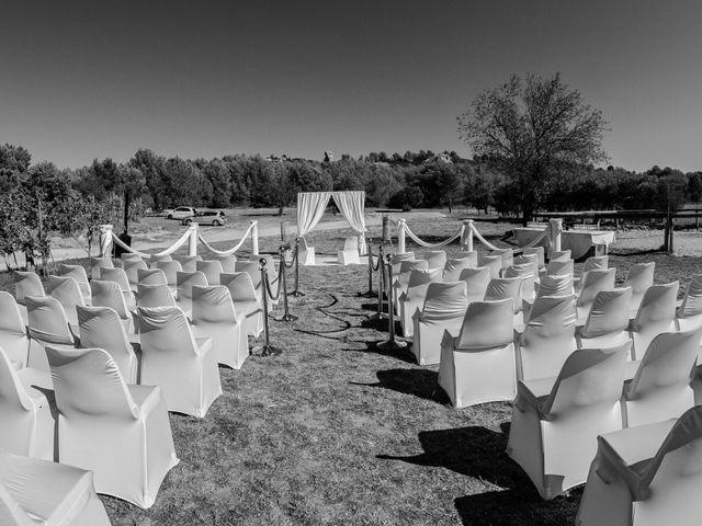 Le mariage de Billal et Isaure à Rodilhan, Gard 8