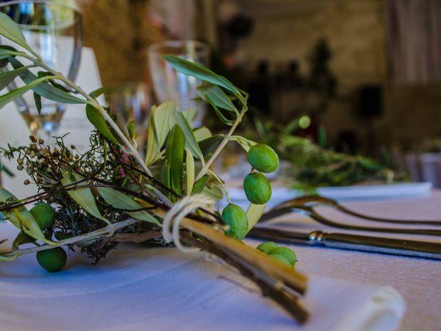 Le mariage de Billal et Isaure à Rodilhan, Gard 9