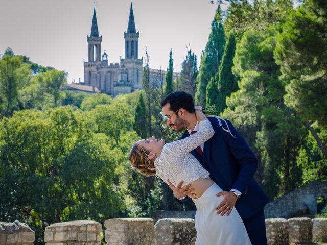 Le mariage de Billal et Isaure à Rodilhan, Gard 11