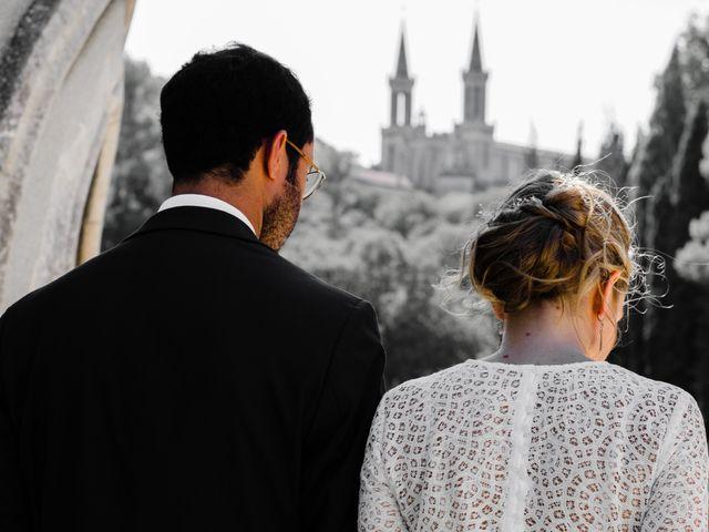 Le mariage de Billal et Isaure à Rodilhan, Gard 13