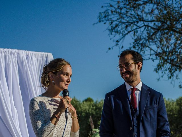 Le mariage de Billal et Isaure à Rodilhan, Gard 14