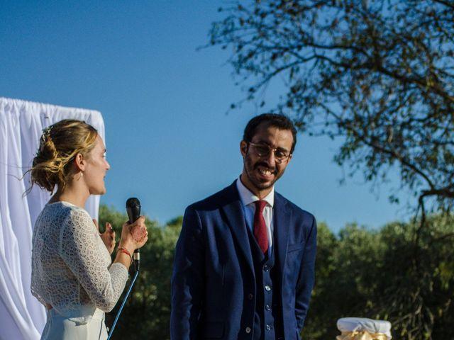 Le mariage de Billal et Isaure à Rodilhan, Gard 15