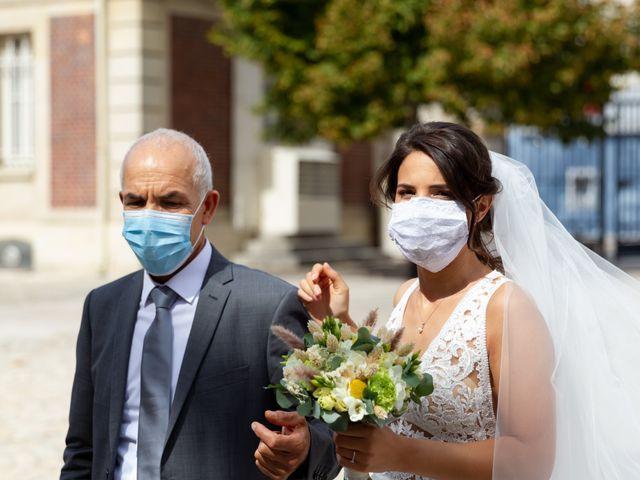 Le mariage de Maxime et Line à Maisons-Alfort, Val-de-Marne 1