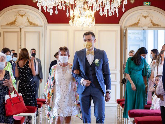 Le mariage de Maxime et Line à Maisons-Alfort, Val-de-Marne 2