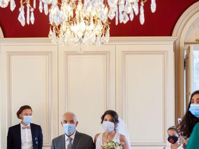 Le mariage de Maxime et Line à Maisons-Alfort, Val-de-Marne 5