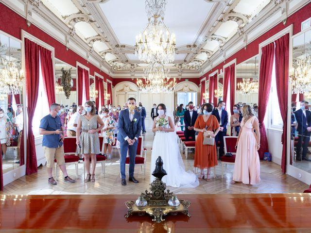 Le mariage de Maxime et Line à Maisons-Alfort, Val-de-Marne 6