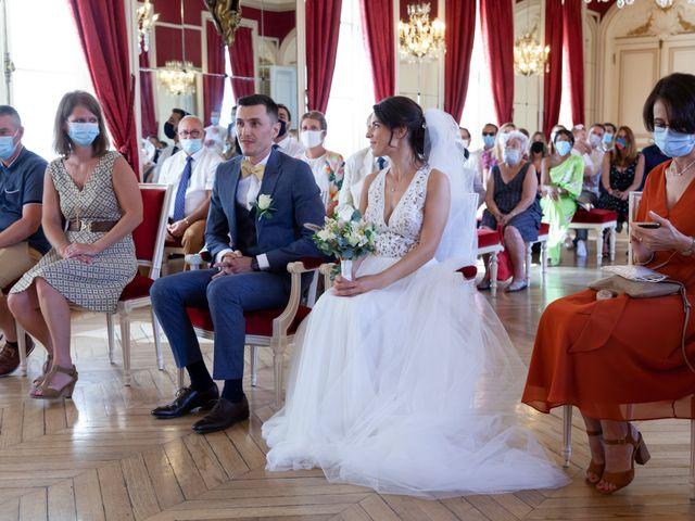 Le mariage de Maxime et Line à Maisons-Alfort, Val-de-Marne 7