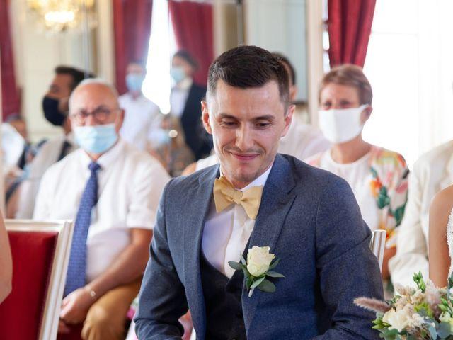 Le mariage de Maxime et Line à Maisons-Alfort, Val-de-Marne 8