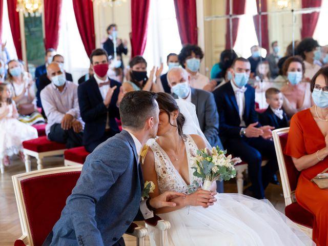 Le mariage de Maxime et Line à Maisons-Alfort, Val-de-Marne 10