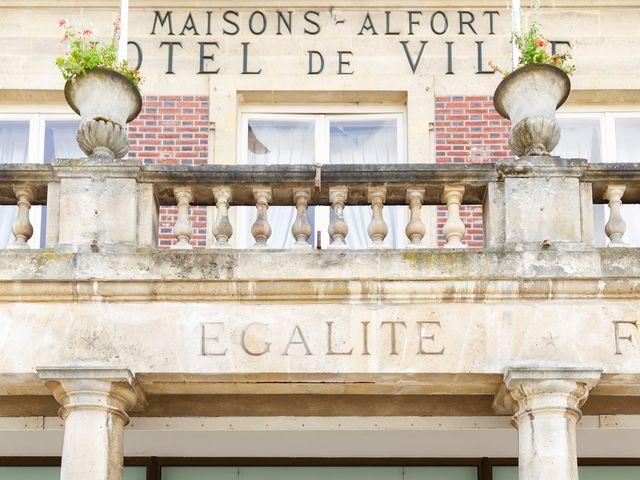 Le mariage de Maxime et Line à Maisons-Alfort, Val-de-Marne 12