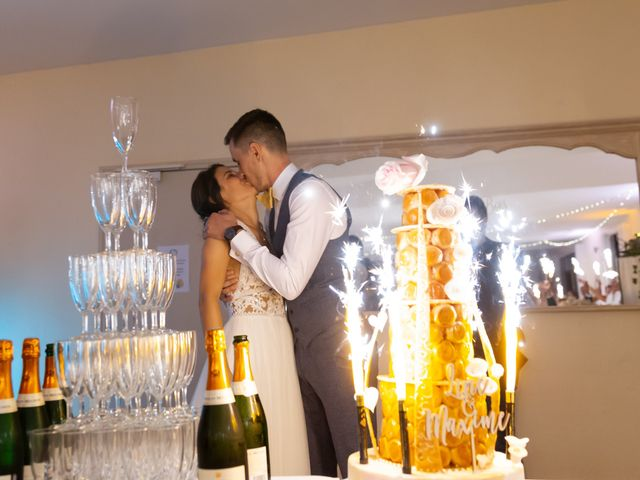 Le mariage de Maxime et Line à Maisons-Alfort, Val-de-Marne 21