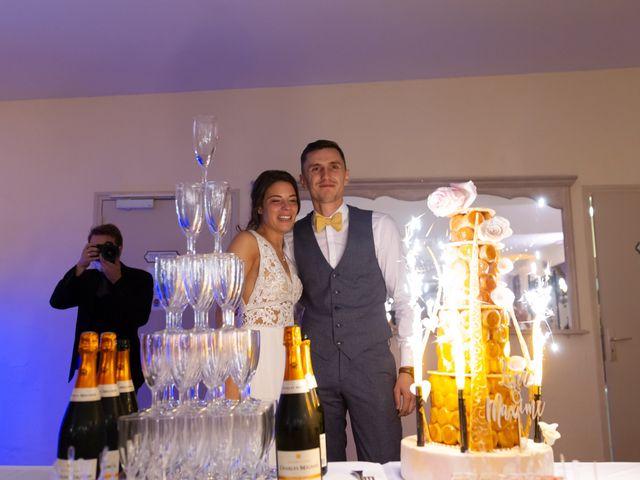 Le mariage de Maxime et Line à Maisons-Alfort, Val-de-Marne 22