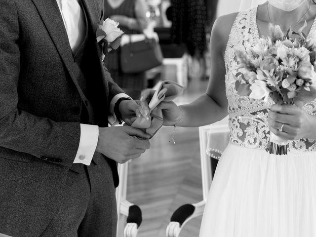 Le mariage de Maxime et Line à Maisons-Alfort, Val-de-Marne 30