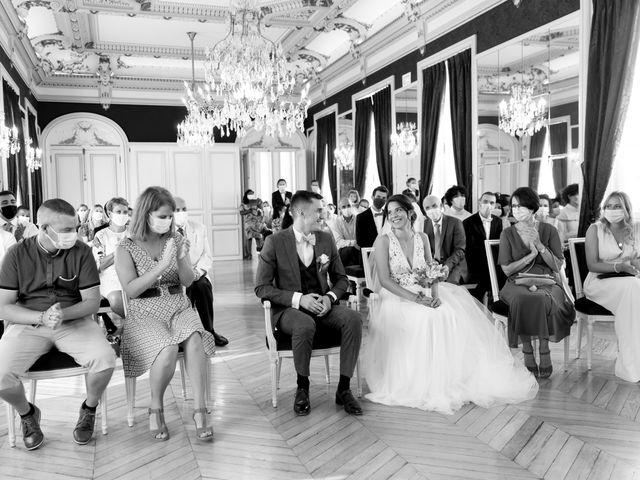 Le mariage de Maxime et Line à Maisons-Alfort, Val-de-Marne 31