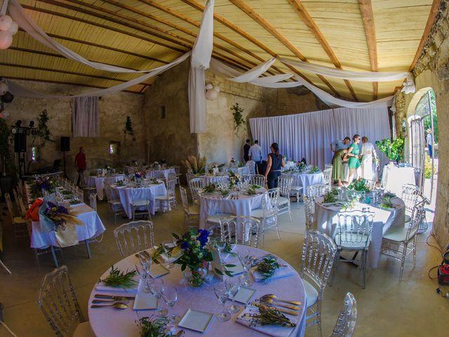 Le mariage de Billal et Isaure à Rodilhan, Gard 20