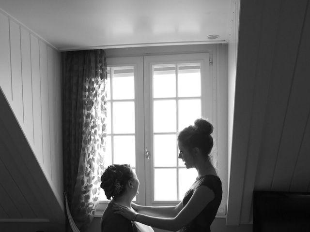 Le mariage de Romain et Mathilde à Gouvieux, Oise 3