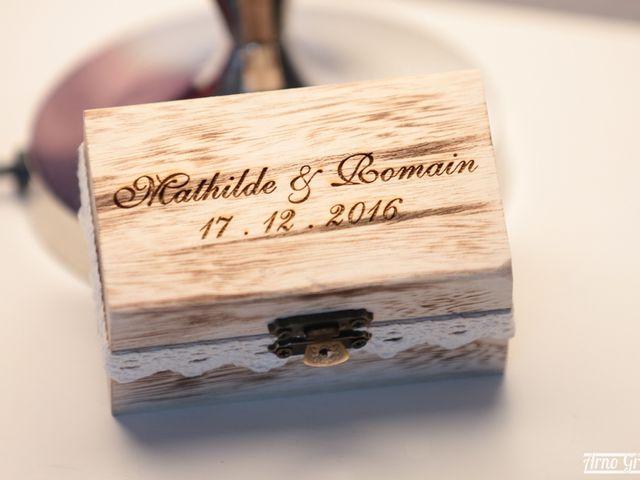 Le mariage de Romain et Mathilde à Gouvieux, Oise 5
