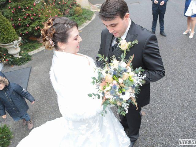 Le mariage de Romain et Mathilde à Gouvieux, Oise 20