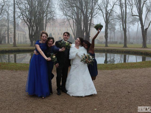 Le mariage de Romain et Mathilde à Gouvieux, Oise 32