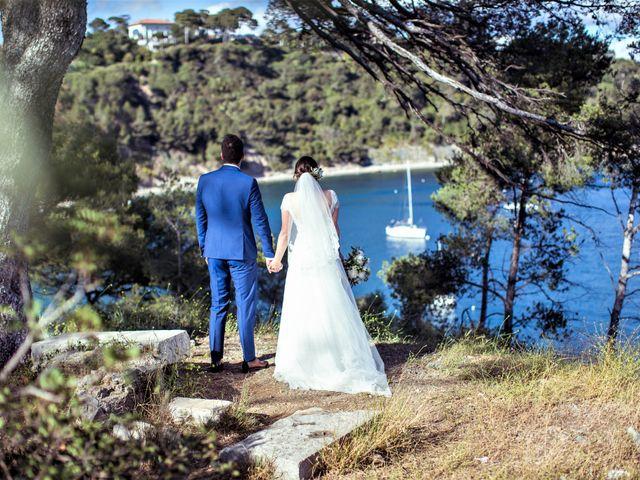 Le mariage de Julien et Elisabeth à La Garde, Var 7