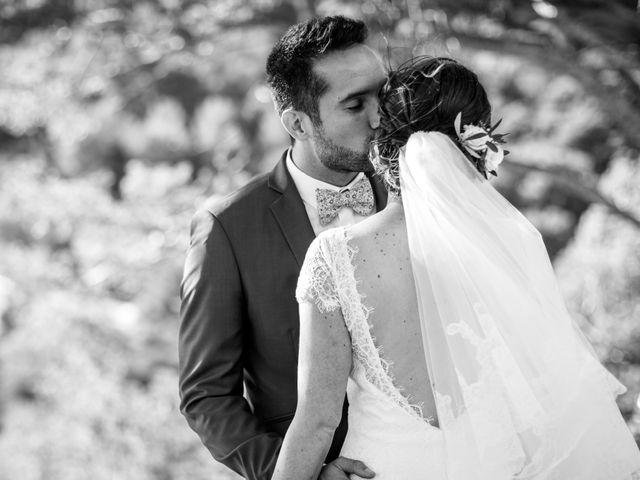 Le mariage de Julien et Elisabeth à La Garde, Var 9