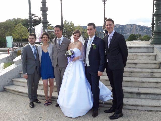 Le mariage de Simon et Gwendoline à Valence, Drôme 1