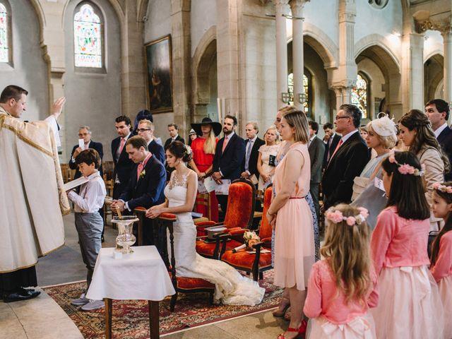 Le mariage de Georges et Polina à Hermeray, Yvelines 35