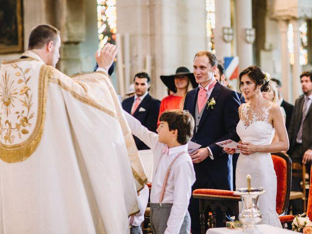 Le mariage de Georges et Polina à Hermeray, Yvelines 36