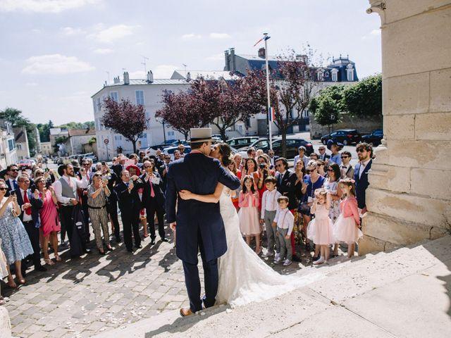 Le mariage de Georges et Polina à Hermeray, Yvelines 40