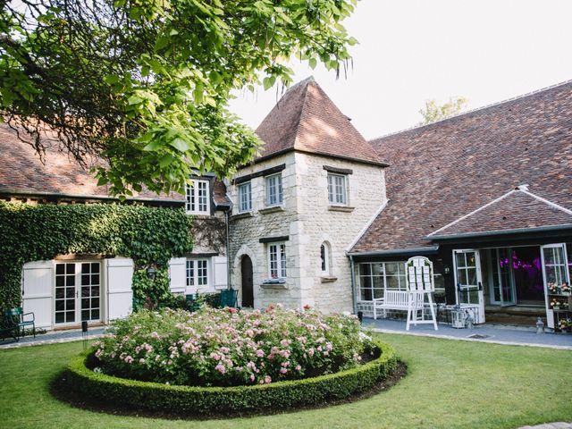 Le mariage de Georges et Polina à Hermeray, Yvelines 43