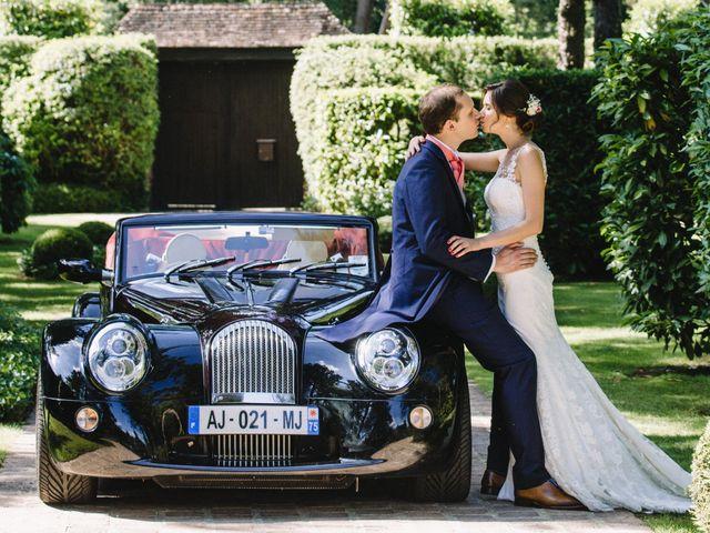 Le mariage de Georges et Polina à Hermeray, Yvelines 46