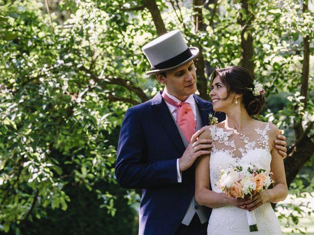 Le mariage de Polina et Georges