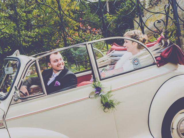 Le mariage de Jason et Elodie à Bourbourg, Nord 1