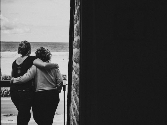 Le mariage de Kévin et Nadège à Quimper, Finistère 13