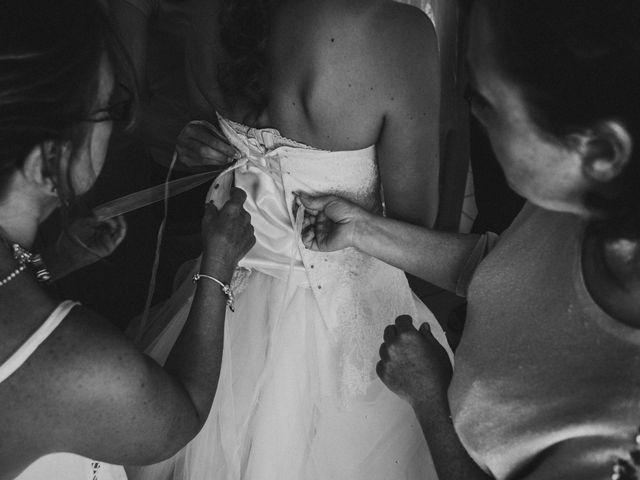 Le mariage de Kévin et Nadège à Quimper, Finistère 15
