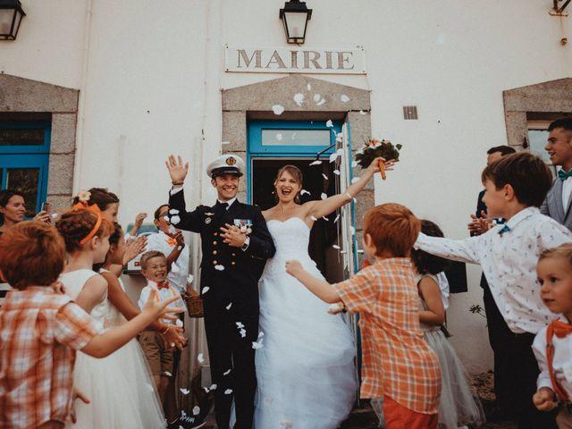 Le mariage de Nadège et Kévin