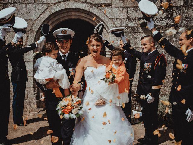 Le mariage de Kévin et Nadège à Quimper, Finistère 47