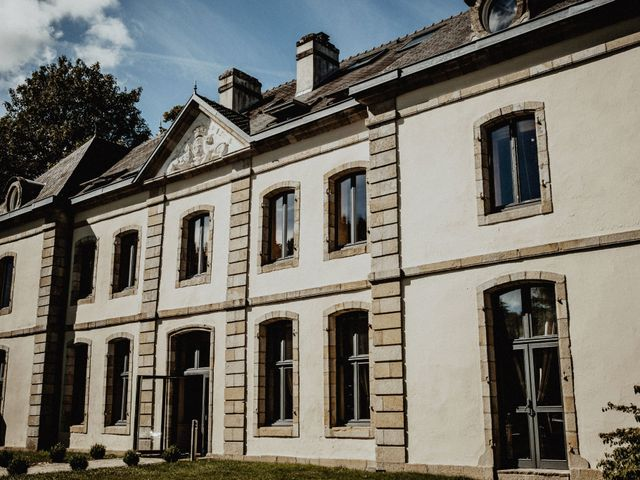 Le mariage de Kévin et Nadège à Quimper, Finistère 76