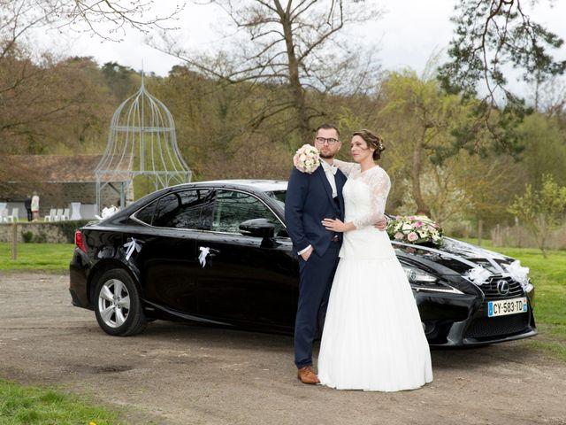 Le mariage de Aurelie et Clement
