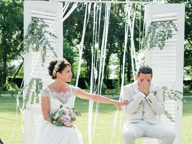 Le mariage de Thierry et Marine à Arsac, Gironde 13