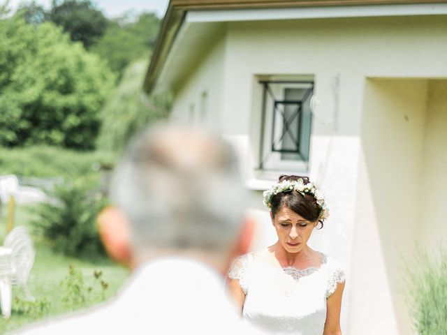 Le mariage de Thierry et Marine à Arsac, Gironde 25