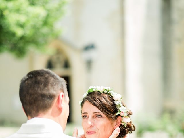 Le mariage de Thierry et Marine à Arsac, Gironde 33