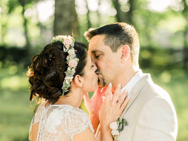 Le mariage de Thierry et Marine à Arsac, Gironde 38