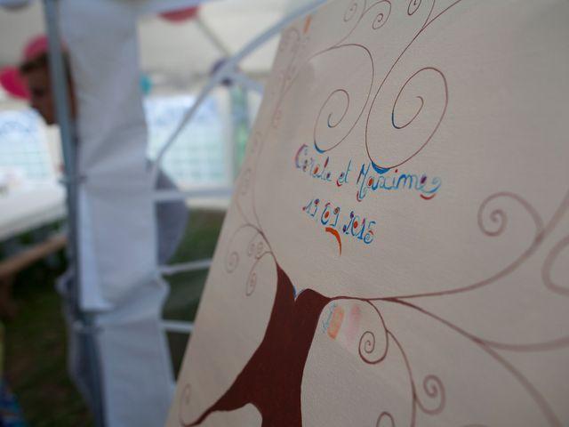 Le mariage de Maxime et Coralie à Cours-les-Bains, Gironde 14