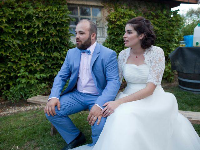 Le mariage de Maxime et Coralie à Cours-les-Bains, Gironde 15