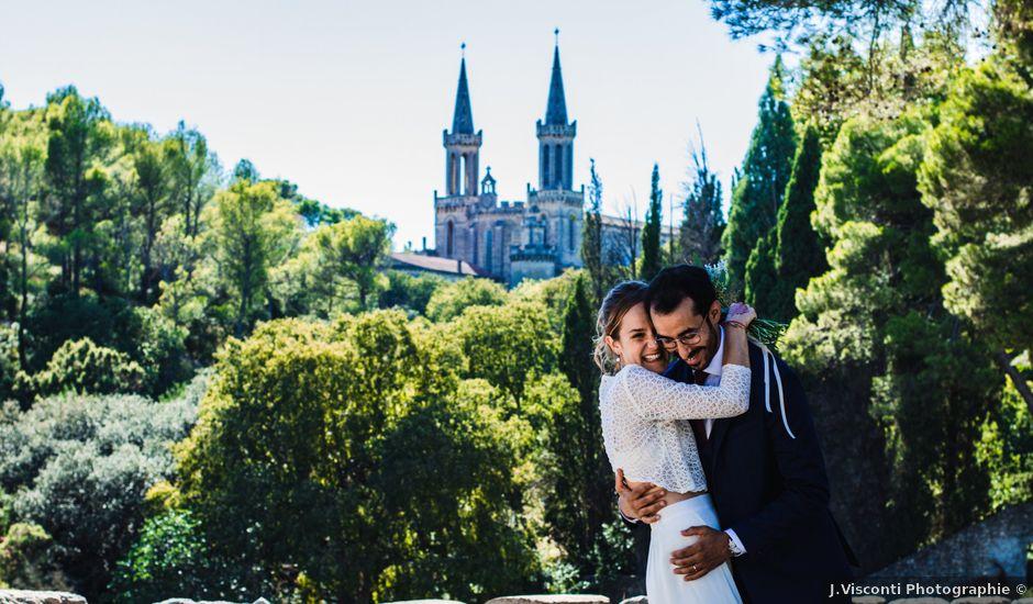Le mariage de Billal et Isaure à Rodilhan, Gard