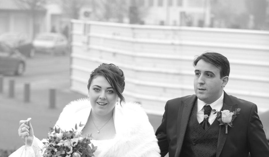 Le mariage de Romain et Mathilde à Gouvieux, Oise