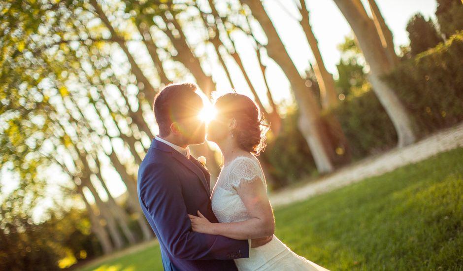 Le mariage de Julien et Elisabeth à La Garde, Var