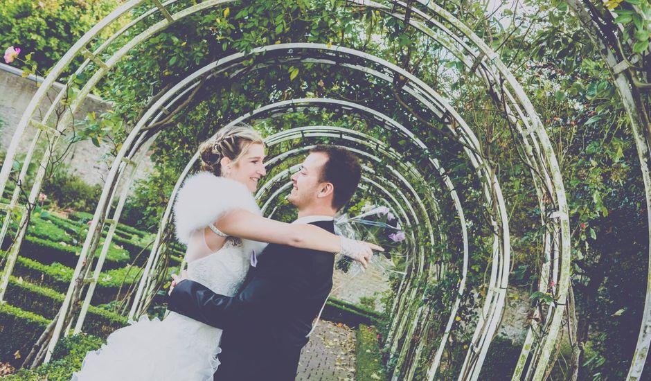 Le mariage de Jason et Elodie à Bourbourg, Nord